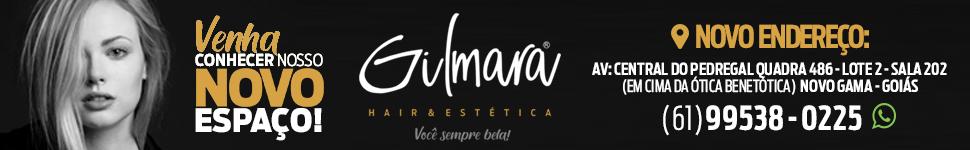 BANNER GILMARA HAIR E ESTÉTICA NOVO ENDEREÇO